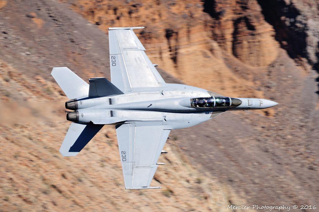 China Lake Navy VX-31 F/A-18F