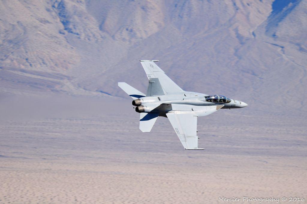 China Lake VX-31 F/A-18F
